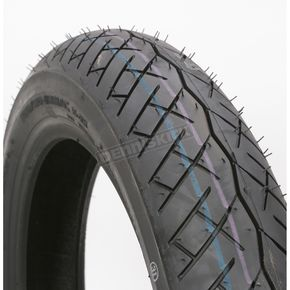 Bridgestone Front BT45H 100/90H-16 Blackwall Tire - 066001