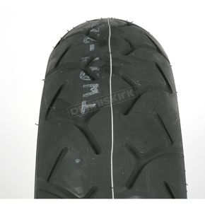 Bridgestone Rear G702 150/80HB-16 Wide Whitewall  Tire - 076295
