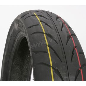 Duro Front HF918 120/80H-16 Blackwall Tire - 25-91816-120
