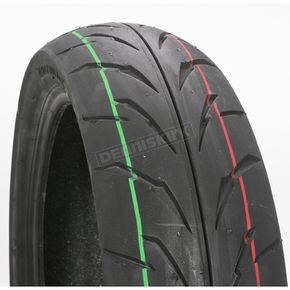 Duro Rear HF918 140/70H-17 Blackwall Tire - 25-91817-140