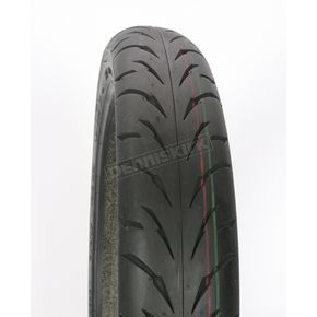 Duro Front HF918 100/90H-19 Blackwall Tire - 25-91819-100