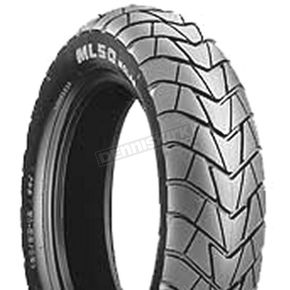 Bridgestone Front or Rear ML50 130/90J-10 Blackwall Scooter Tire - 157422