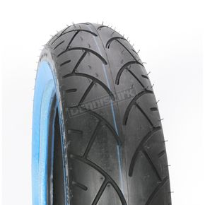Metzeler Front ME880 150/80H-16 Wide White Sidewall Tire - 1415200
