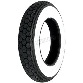 Continental Front or Rear K 62 3.00-10 Wide White Sidewall Scooter Tire - TWWC2