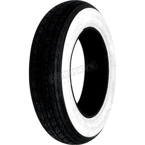 Shinko Front or Rear SR550 Whitewall 3.50-8 Scooter Tire - TWWSH08