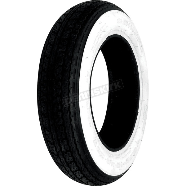 Shinko Front or Rear SR550 Whitewall Scooter Tire