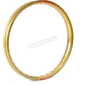 Excel Front Gold Colorworks 21x1.60 MX Rim - ICG408