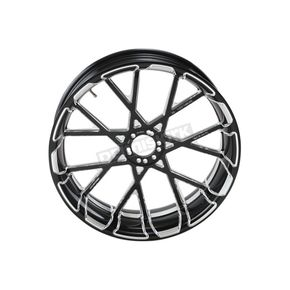 Black Rear 18x5.50 Procross Forged Billet Wheel - 10101-203