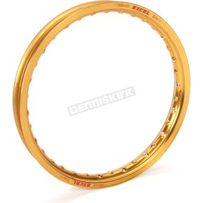 Excel Rear Gold Colorworks 19x1.85 MX Rim - GDG422