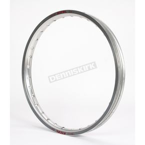 Excel Replacement Silver Front 1.60x21 Rim for 32 Spoke Pro Series Wheels - ICS412N