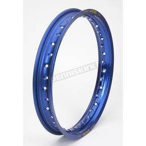 Excel Colorworks Blue Rear 18x2.15 MX Rim - FED422