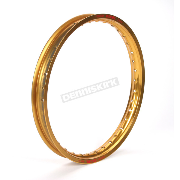 Excel Front Gold Colorworks 20x1.85 MX Rim - HDG317