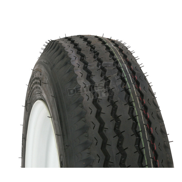 Kenda K353 6-Ply 4.80-12 Tire W/5-Hole Spoke Wheel Assembly - 30660
