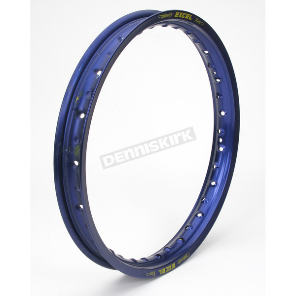 Colorworks Blue Rear 19x1.85 MX Rim - GDD406