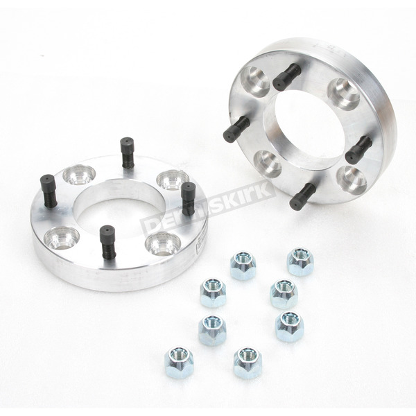 High Lifter Wide Trac 1 in. Atv Wheels Spacers - WT4/115-1