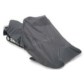 Parts Unlimited Black Trailerable Total Cover - 4003-0129