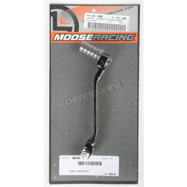 Moose Steel Folding Shift Lever - MH04