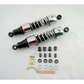 Progressive Suspension Chrome 412 Series 13.5