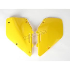 UFO RM Yellow Side Panels - SU02959-101