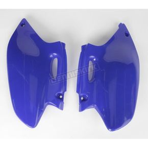UFO Reflex Blue Side Panels - YA03811-089