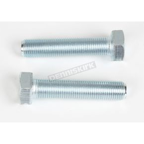 Show Chrome Adapter Bolts for 4 in. Handlebar Risers  - B1121255PZ8