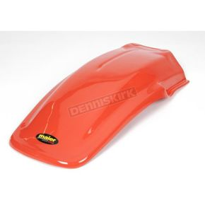 Maier Orange Rear Fender - 12301
