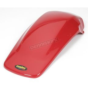 Maier Red Rear Fender - 12460