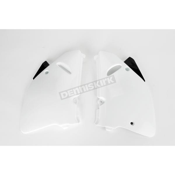 UFO White Side Panels - SU02935-041