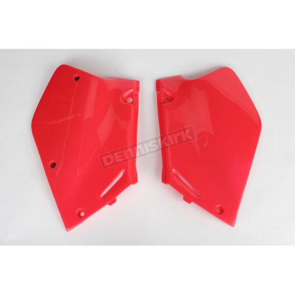 UFO Fluorescent Red Side Panels - HO02673-067