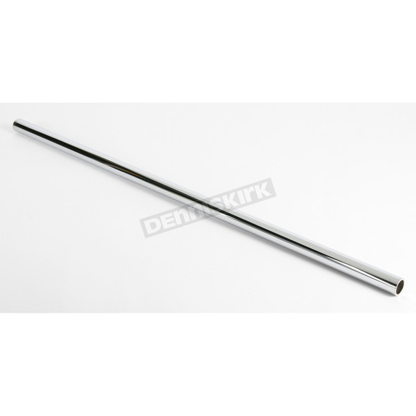 Flanders Drag Bar Broomstick Style 7/8 in. Chrome Handlebar - 650-04010