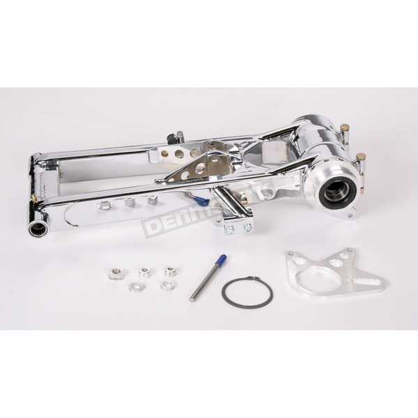 Lonestar Racing Standard Rear Chrome Swingarm  - 15-2011002121