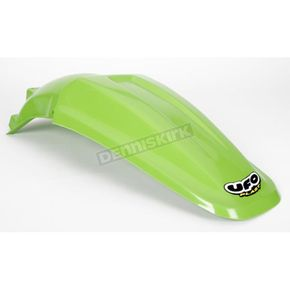 UFO KX Green Rear Fender - KA02731-026