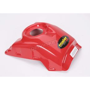 Maier Red ATV Gas Tank Cover - 11722
