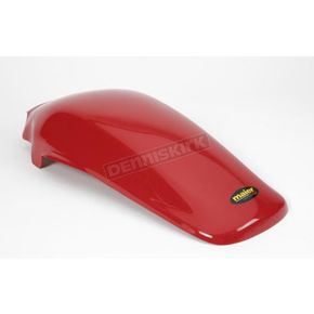 Maier Red Rear Fender - 124622