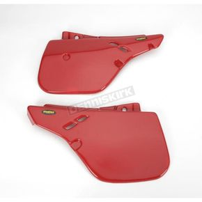 Maier Red Side Panels - 206032
