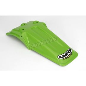UFO KX Green Rear Fender - KA02786-026