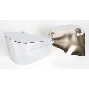 Show Chrome Chrome Side Cover - 53-406