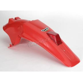 UFO Honda Rear Fender with Lens (No Light) - XR03678-069
