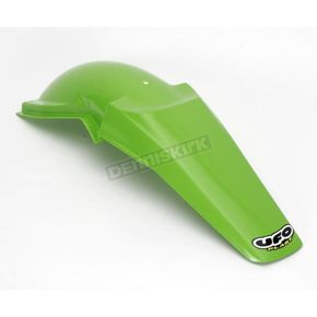 UFO KX Green Rear Fender - KA03737-026