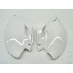 UFO White Side Panels - YA03862-046