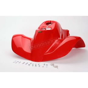 Maier Red Standard ATV Front Fender - 11695