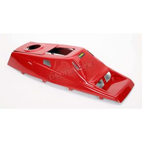Maier Red Hood and Gas Tank Cover - 509642