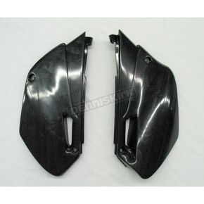 UFO Black Side Panels - YA03856-001