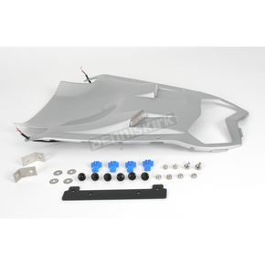 Hotbodies Racing Superbike Rear Light Silver Undertail Fender Eliminator - K036RSBSIL