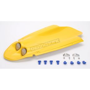 Hot Bodies Racing Superbike 2 Rear Yellow Undertail Fender Eliminator - S02GSSBYEL