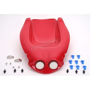 Hot Bodies Racing Superbike 2 Rear Crystal Red Undertail Fender Eliminator - S04BU-SB-RED05