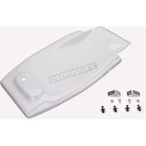 Hot Bodies Racing Supersport Rear White Undertail Fender Eliminator - H01RRSSWHT