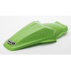 UFO KX Green Rear Fender - KA03715-026