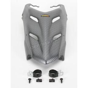 Maier ATV Carbon Fiber Look Custom Vented Hood - 51002