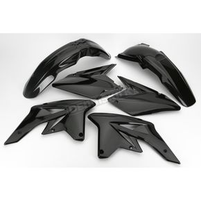 Acerbis Black Body Plastic Kit - 2081970001